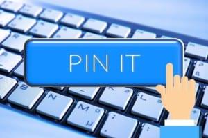 Pinterest pin it