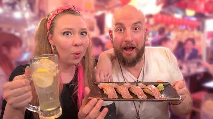 Food vlogs YouTube